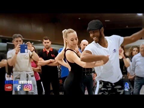 Ronald y Alba ➤ Puertollano Festival ➤ Buika - No Habrá Nadie En El Mundo ( Dj Khalid )