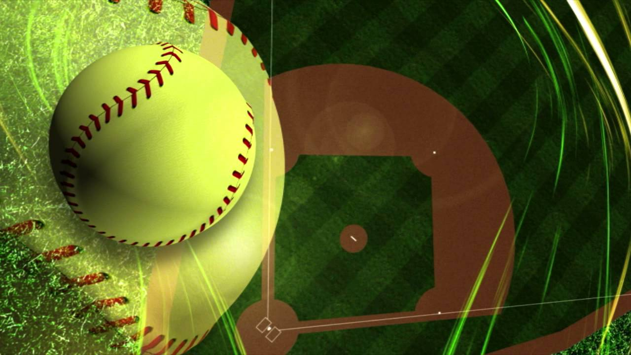 Softball Hd Desktop Wallpaper