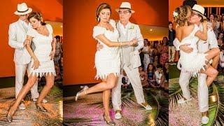 """AIMA Produções - Dança Tango """"Casamento Lenisa & Mário"""""""