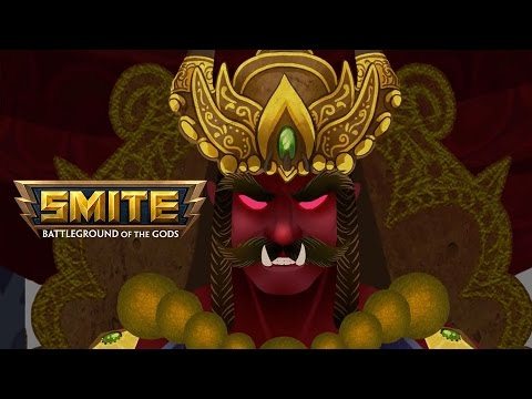 SMITE - God Reveal: Ravana, The Demon King of Lanka