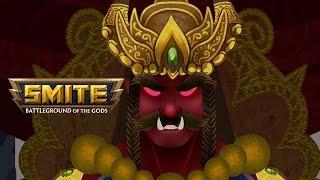 SMITE - God Reveal: Ravana, The Demon King of Lanka