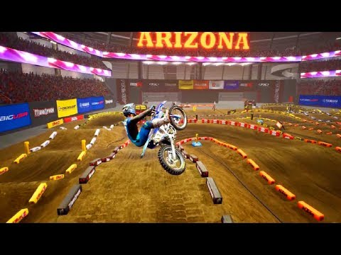 New Whip Gameplay MX vs ATV All Out