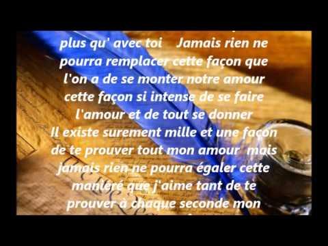 Belle Lettre Damour Pour Dire Comme Je T Aime Youtube