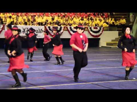 Viva el Folklore en Hope of America 2011 Tex -Mex