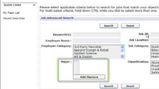 Job Vacancy List
