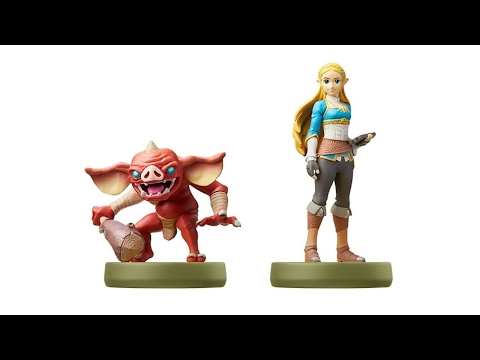 Here's What Every Amiibo Does in Zelda: Breath of the Wild