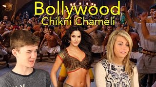 Bollywood Reaction- Chikni Chameli, Agneepath- Head Spread