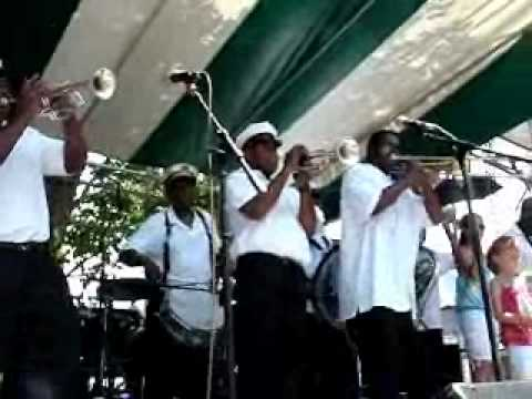 The Treme Brass Band -