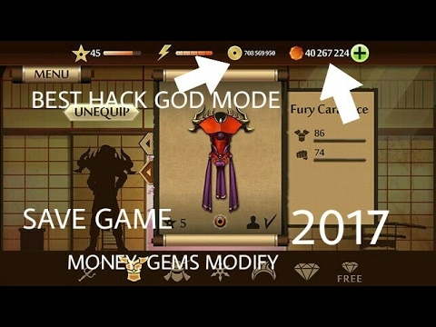 android shadow fight 2 save file