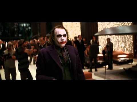 Batman The Dark Knight (Guason En La Fiesta)