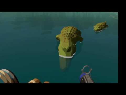 Dick Wilde Grenade Launcher Gameplay (Bolverk Games) - PSVR, Rift, Vive