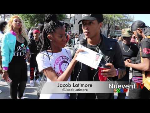 Jacob Latimore Interview - SXSW 2016 [NueventTV]