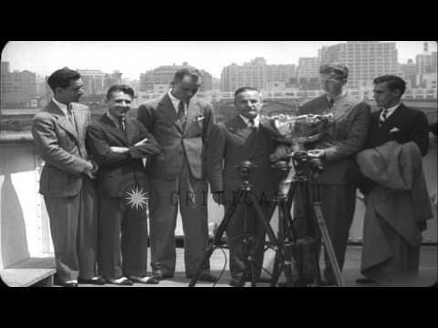 John Donald Don Budge, Gene Mako, Frank