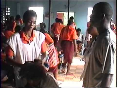 Hope and Restoration for Sierra Leone