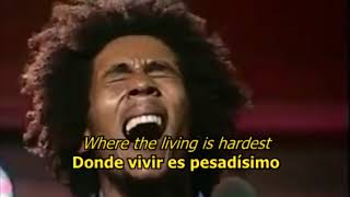 Download Concrete Jungle - Bob Marley (LYRICS/LETRA) [Jamaican Version] Mp3 and Videos