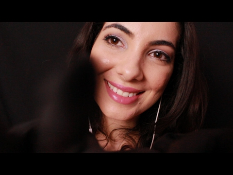 🎧[ASMR BINAURAL]👂 Tuc Tuc e Câmera Touching - Vídeo para dar soninho