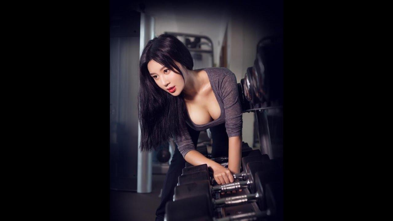 girl Busty china