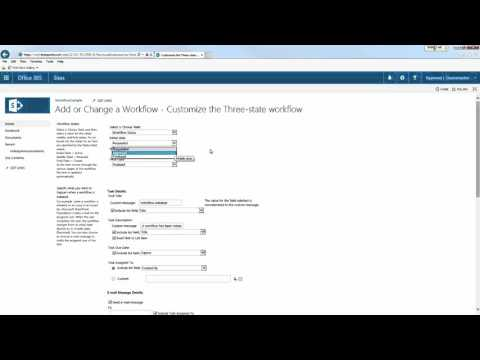 SharePoint Workflow Introduction