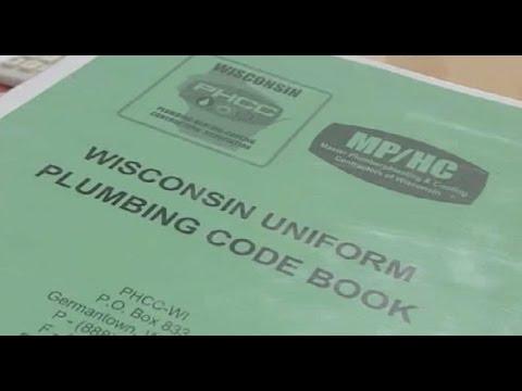 Wisconsin Journeyman Plumber Testing & Licensing