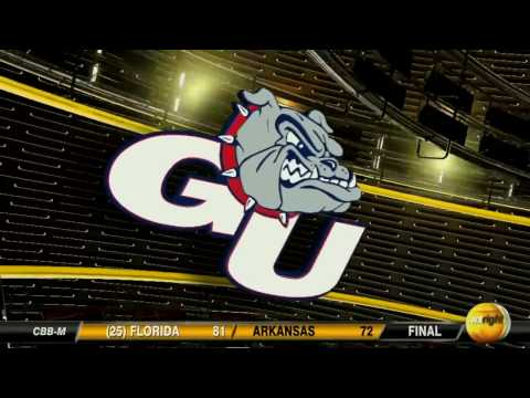 Gonzaga 92, Pepperdine 62: Highlights
