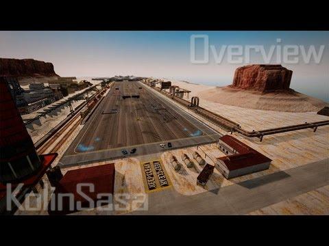 Nevada Drift Map