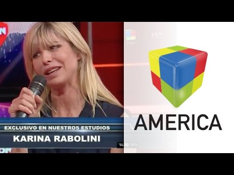 Karina Rabolini, en Pasión de Sábado: ¡Aguante la cumbia!