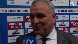 FC Den Bosch TV: Nabeschouwing FC Den Bosch - FC Dordrecht