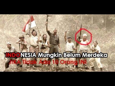Indonesia Mungkin tidak Merdeka di 1945 Jika 10 Orang Menginspirasi ini Tidak Ada