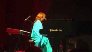 Tori Amos - Fearlessness - Live @Bozar Brussels October 29th 2011