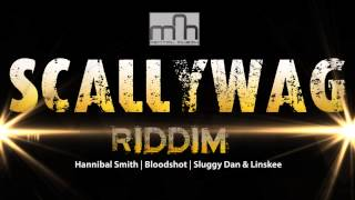 Bloodshot - Skin Out Punany (Raw) | Scallywag Riddim | 2015