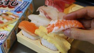 Jump Out! Sushi Easy Sushi Making Kit ~ とびだせ!おすし 寿司げたセット