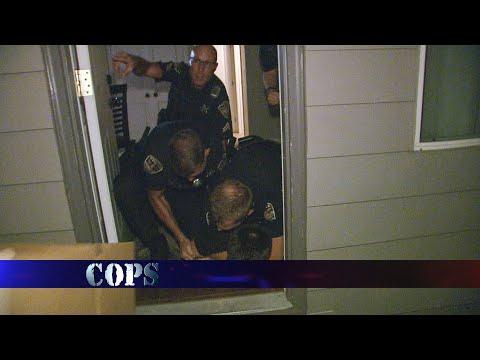 Dog Pile, Officer Clifton Snodderly, COPS TV SHOW