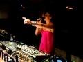 Tara McDonald singing her Savannah Sunset version of Armand Van Helden's My My My, Ibiza.