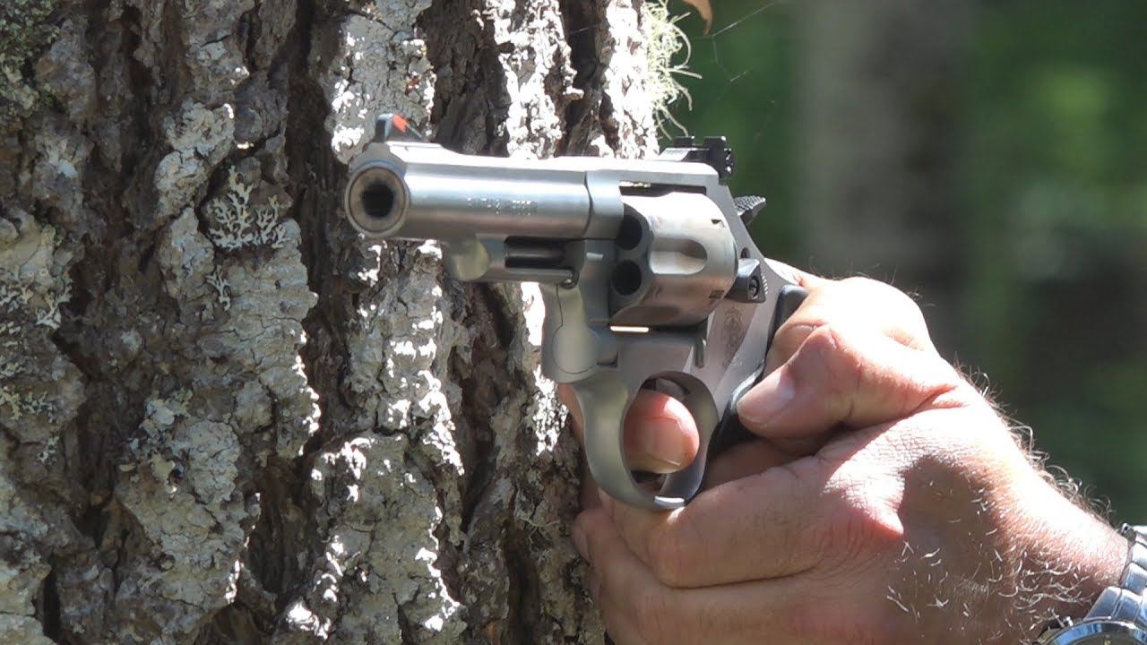 Smith & Wesson Model 66 Combat Magnum Revolver Review (HD)
