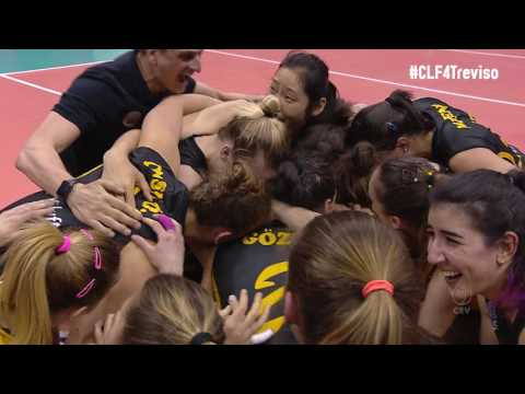 #CLF4Treviso: Gold Medal Point for VakifBank