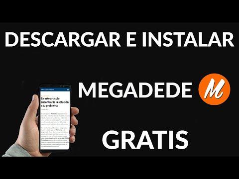 Descargar e Instalar MegaDede para Android