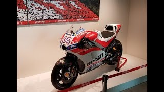 Cool Dovi's Desmosedici GP17 MotoGP Race Bike