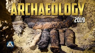 Archaeology 2019 - Year of Discoveries