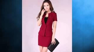 Женский деловой костюм(Красивые платья - это ваша красота. Компания LightInTheBox превращает ваши желания в реальность. https://ad.admitad.com/goto/9817..., 2014-12-07T03:27:17.000Z)