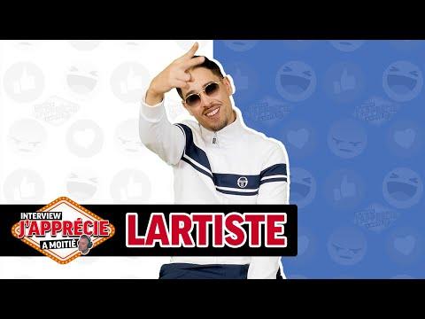 Youtube: Interview«J'apprécie à moitié» avec Lartiste #30