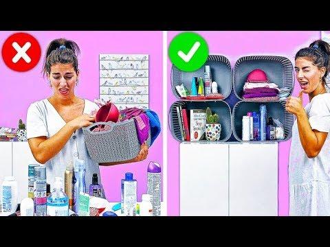 Вопрос: Как поддерживать порядок в комнате?