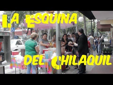 Las famosas Tortas de Chilaquil en La Esquina del Chilaquil