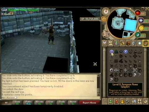 Runescape Dungeoneering  Floor 8 & Runescape Dungeoneering  Floor 8 - YouTube