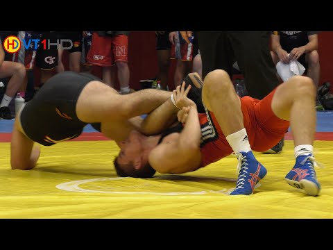 🤼 | WRESTLING | Friendship Fight (Freestyle) - 220 lbs | WALTER, A. (GER) vs. RICHTER, O. (USA)
