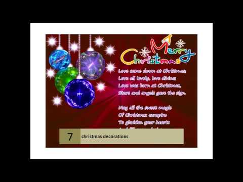 Christmas decoration - Wikipedia, the free encyclope