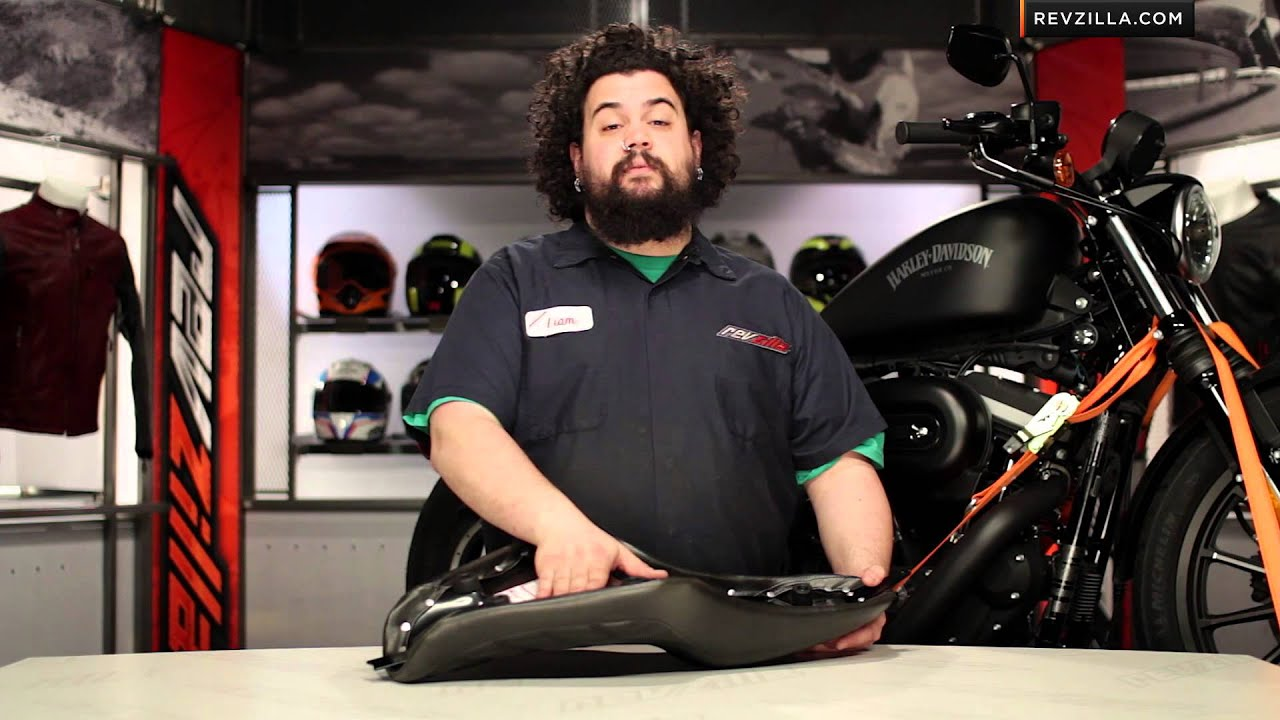 Roland Sands 2-Up Boss Seat Review at RevZilla com