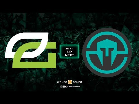 Optic Gaming vs Immortals Game 1 (BO2) l China Dota2 Supermajor NA Qualifiers