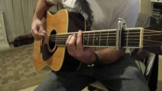 Kiss - Every Time I Look At You (Acoustic Cover with chords)