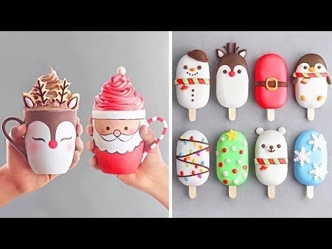 Best Cookies Decorating Ideas for Christmas Holiday | Best Sugar Cookies Tutorial | So Yummy Cookies