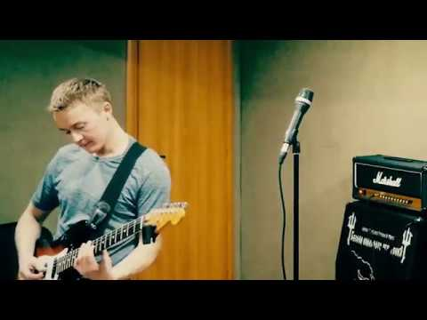 Flagman - Tender Surrender live improvisation | Steve Vai cover